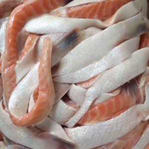 брюшки лосося реальное
